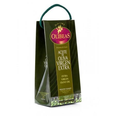 500 ml Extra Virgin Olive Oil Glass bottle – Premium packaging