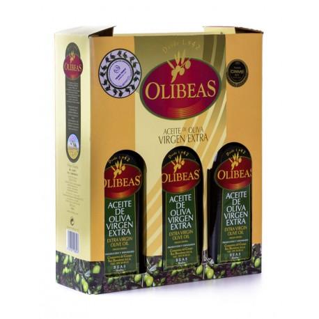 Estuche 1 x 500 ml. Aceite de Oliva Virgen Extra